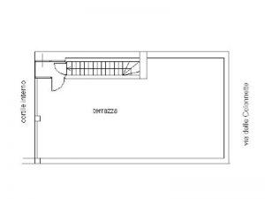 planimetria terrazzo