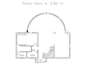 Wonderhome - Planimetria 1