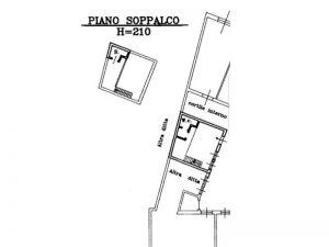 Planimetria - Milano -Largo La Foppa
